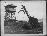 Federal 1943 606 C2 6x6 wrecker with aircraft tire jack Lae, New Guinea 23 January 1944.jpg